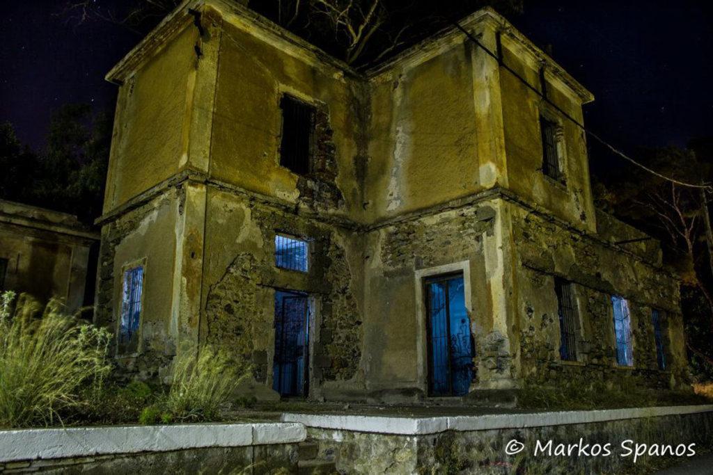 Ιταλικές αποθήκες στη Μερικιά
